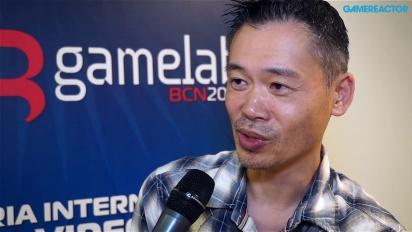 Keiji Inafune - Gamelab 2014 Interview
