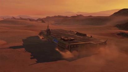 Homeworld: Deserts of Kharak - In-Game Combat Chatter Trailer