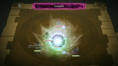 I Am Setsuna - Temporal Battle Arena DLC trailer