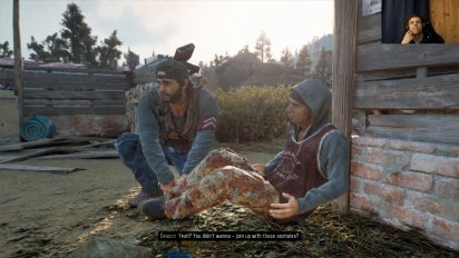 Days Gone - Late Game Livestream Replay