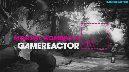 Mortal Kombat X - Livestream Replay