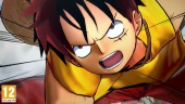 One Piece: Burning Blood - Luffy (2 years ago) Move Set - Trailer