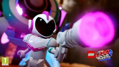 The Lego Movie 2 Videogame - Teaser Trailer