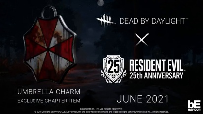 Dead by Daylight - Resident Evil | Teaser