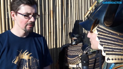 Shadow Warrior 2 - Tadeusz Zielinski Interview