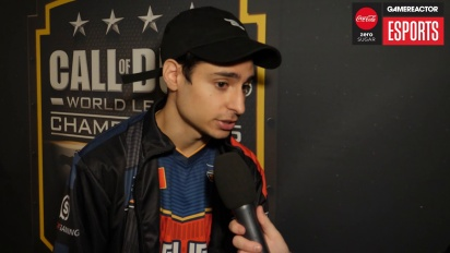 COD Champs 2017 – Tommy 'ZooMaa' Paparratto Interview