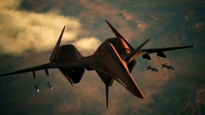 Ace Combat 7: Skies Unknown - DLC 2: ADF-01 FALKEN