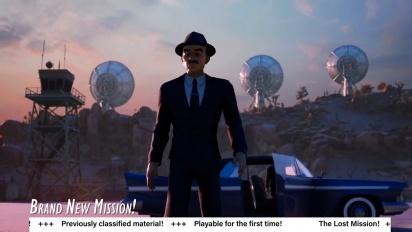 Destroy All Humans! - Lost Mission Teaser