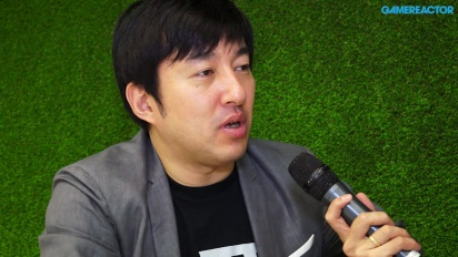 Goichi 'Suda51' - Gamelab 2015 Interview