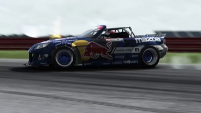 Project CARS - Stanceworks Track Expansion trailer