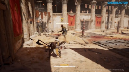 Assassin's Creed Origins - E3 Arena Mode Gameplay