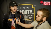 COD Champs 2017 – Pierce 'Gunless' Hillman Interview