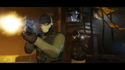 GTA Online - The Doomsday Heist Official Trailer