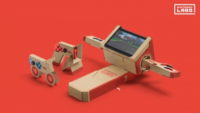 Nintendo Labo - Toy-Con 01: Variety Kit