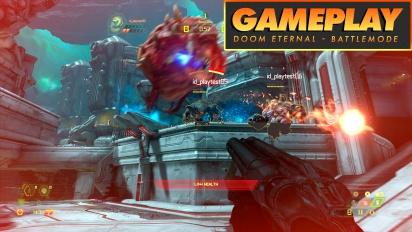 Doom Eternal - Battlemode Commented Gameplay