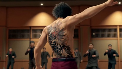 Yakuza: Like A Dragon - Heroes of Tomorrow