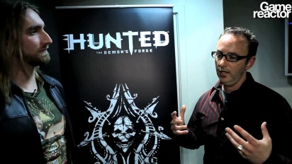 Hunted GRTV Interview