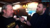 Man O' War: Corsair - James Carroll Interview