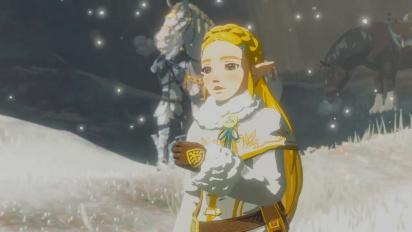 The Legend of Zelda - The Champions Ballad Launch Trailer