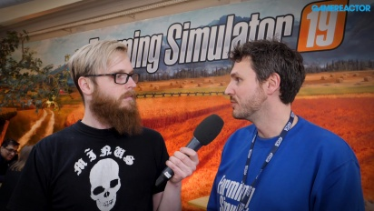 Farming Simulator 19 - Martin Rabl Interview