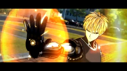 One Punch Man: A Hero Nobody Knows - Gameplay Trailer