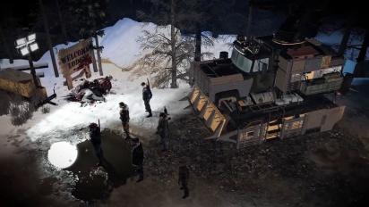 Wasteland 3 - Dev Diary 1: Character Creation, Customization & Combat