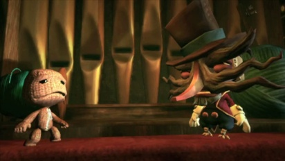 Little Big Planet Vita - Crafting Carnivalia Trailer