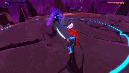Furi - First Boss Battle