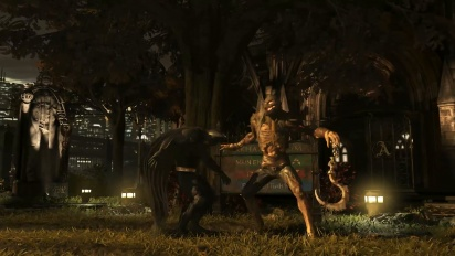Injustice 2 - Scarecrow Trailer