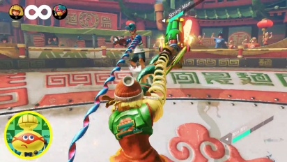 Arms - April 2017 Direct Overview