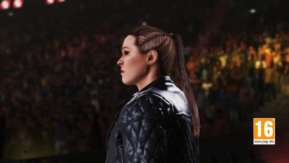 WWE 2K19 - The Phenomenal One Trailer