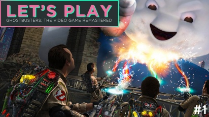 Ghostbusters: The Video Game Remastered - Let's Play