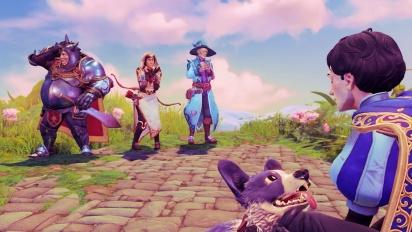 Trine 4 - Toby's Dream DLC Teaser Trailer