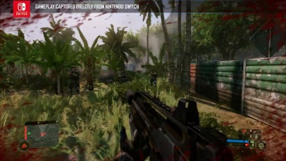 Crysis Remastered - Nintendo Switch Launch Trailer