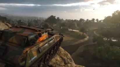World of Tanks - Hot Wheels Crossover
