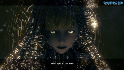 Nier Replicant ver.1.22474487139 - Mermaid Bonus Episode Complete Playthrough (Spoiler Warning)