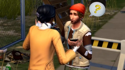 The Sims 4: Eco Lifestyle - Official Gameplay Trailer