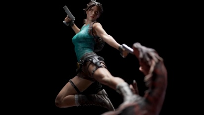 Lara Croft The Lost Valley - 1:4 scale statue