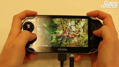 Uncharted: Golden Abyss - Jungle Gameplay