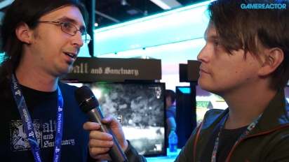 Salt and Sanctuary - James Silva Interview