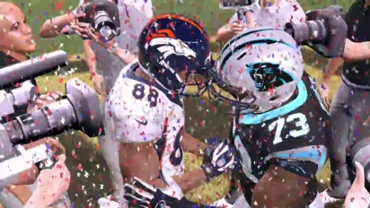 Madden NFL 16 - Carolina Panthers vs. Denver Broncos Super Bowl 50 Prediction