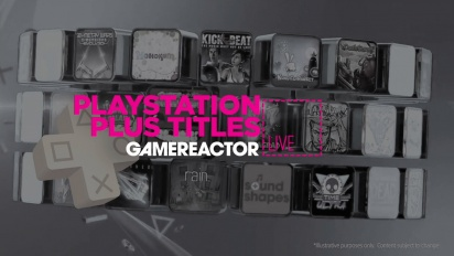 PS Plus titles July - Livestream Replay