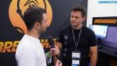 Breakaway - Matt Priestley Interview
