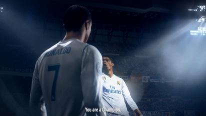 FIFA 19 - Champions League Trailer