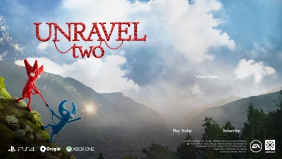 Unravel 2 - Reveal Trailer