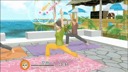 ExerBeat - Yoga and Pilates Trailer