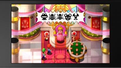 Mario & Luigi: Superstar Saga + Bowser's Minions - E3 2017 Trailer