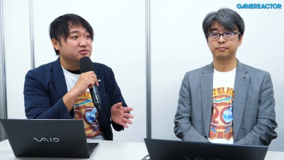 Atelier Lydie & Suelle: The Alchemists and the Mysterious Paintings - Keisuke Kikuchi & Junzo Hosoi Interview