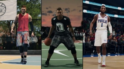 NBA Live 19 – Official Reveal Trailer