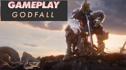 Godfall - Gameplay